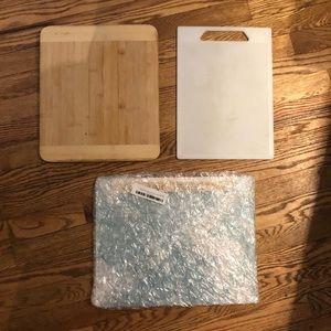 3 Cutting Boards Bundle